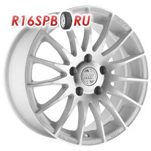 Литой диск Racing Wheels H-428 7x16 5*114.3 ET 40 W