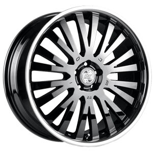 Литой диск Racing Wheels H-435 8.5x19 5*120 ET 45