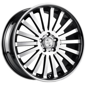 Литой диск Racing Wheels H-438 10x20 5*114.3 ET 45