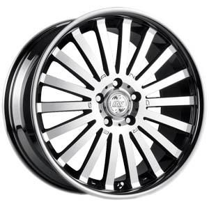 Литой диск Racing Wheels H-438 10x20 5*114.3 ET 45