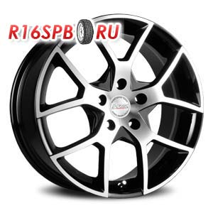 Литой диск Racing Wheels H-466 6.5x15 5*105 ET 35