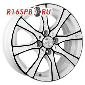 Литой диск Racing Wheels H-476 6x14 4*100 ET 38 W-OBK F/P