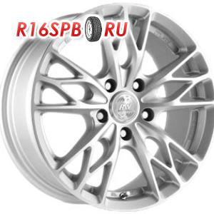 Литой диск Racing Wheels H-487 7x16 5*114.3 ET 40 DMS/FP