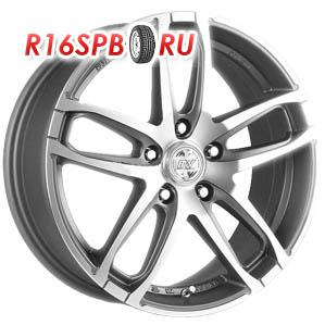 Литой диск Racing Wheels H-495 6.5x15 5*100 ET 35 DDN/FP