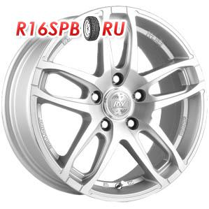 Литой диск Racing Wheels H-495 6.5x15 4*98 ET 35 DMS/FP