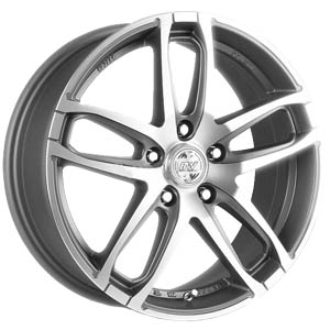 Литой диск Racing Wheels H-495 7x17 5*114.3 ET 45