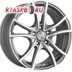 Литой диск Racing Wheels H-496 6.5x15 4*100 ET 40 FP