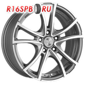 Литой диск Racing Wheels H-496 7x16 5*105 ET 40