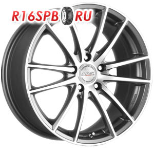 Литой диск Racing Wheels H-498 7x17 5*100 ET 40