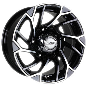 Литой диск Racing Wheels H-519