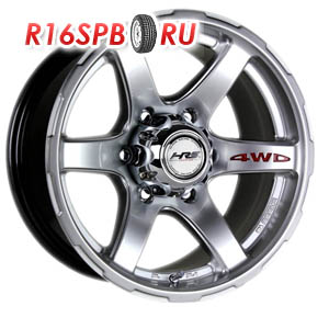 Литой диск Racing Wheels H-526