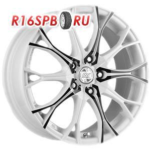 Литой диск Racing Wheels H-530 6.5x15 4*100 ET 40 W-OBK F/P