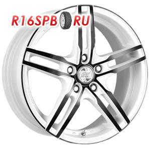 Литой диск Racing Wheels H-534 6.5x15 5*114.3 ET 40 W-OBK F/P