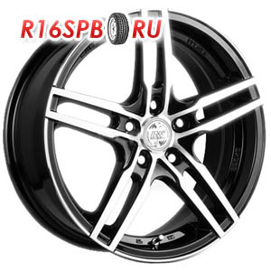Литой диск Racing Wheels H-534 7x17 5*114.3 ET 45