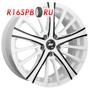 Литой диск Racing Wheels H-537 7x17 5*105 ET 40 W-OBK F/P