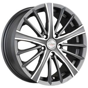 Литой диск Racing Wheels H-537 7x17 5*114.3 ET 45