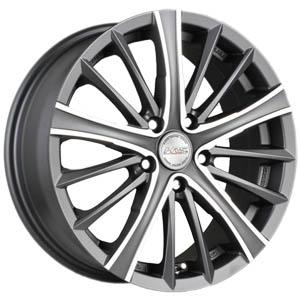 Литой диск Racing Wheels H-537 7x17 5*114.3 ET 40
