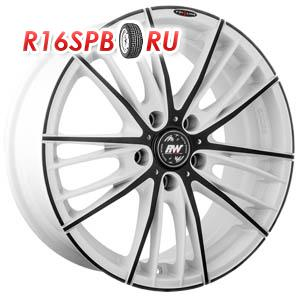 Литой диск Racing Wheels H-551 7x17 5*114.3 ET 45 W-OBK F/P