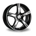 Racing Wheels H-372 6.5x15 5*110 ET 40 dia 65.1 BK/FP