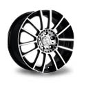 Racing Wheels H-408 7.5x17 5*112 ET 45 dia 73.1 BK/FP
