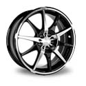 Racing Wheels H-415 6.5x15 4*114.3 ET 40 dia 67.1 BK/FP