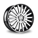 Racing Wheels H-438 8.5x20 5*114.3 ET 45 dia 67.1 BK/FP