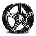 Racing Wheels H-464 6.5x15 4*100 ET 40 dia 67.1 WFP