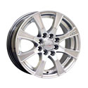 Racing Wheels H-476 6x14 4*100 ET 38 dia 67.1 W-OBK F/P