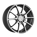 Racing Wheels H-490 6x14 4*100 ET 38 dia 67.1 DDN/FP
