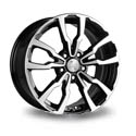 Racing Wheels H-497 7x17 5*112 ET 45 dia 66.6 BK/FP