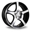Racing Wheels H-531 6.5x15 4*98 ET 35 dia 58.6 W-OBK F/P