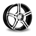Racing Wheels H-568 6.5x15 5*105 ET 38 dia 56.6 BK/FP