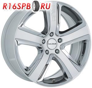 Литой диск Radius R12 WHITE