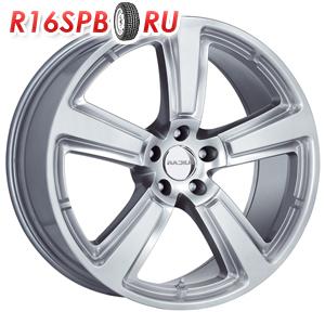 Литой диск Radius R15 SHINY SILVER  NAKED 8x18 5*114.3 ET 30