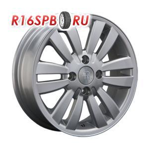 Литой диск Replica Renault RN10 5.5x14 4*100 ET 43 S
