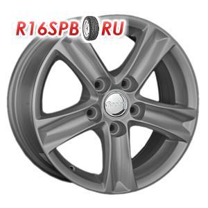 Литой диск Replica Renault RN111 6.5x15 5*114.3 ET 43 GM