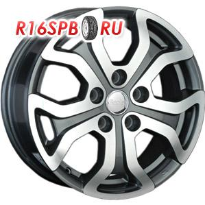 Литой диск Replica Renault RN130 6.5x16 4*100 ET 50 GMFP