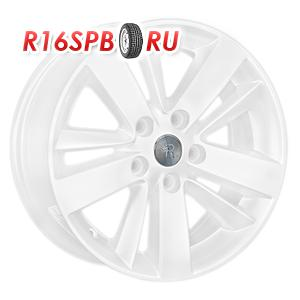 Литой диск Replica Renault RN132 6.5x16 5*114.3 ET 50 W