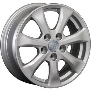 Литой диск Replica Renault RN136 6.5x15 5*114.3 ET 43