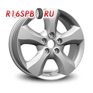 Литой диск Replica Renault RN15 6.5x17 5*114.3 ET 40