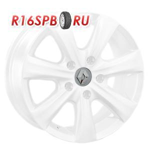 Литой диск Replica Renault RN19 6.5x15 5*114.3 ET 43 W