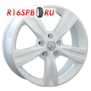 Литой диск Replica Renault RN20 6.5x17 5*114.3 ET 45 W