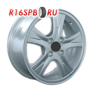 Литой диск Replica Renault RN51 6x15 4*100 ET 43
