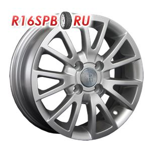 Литой диск Replica Renault RN6 6x15 4*100 ET 43 S