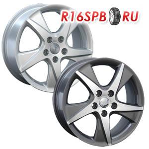 Литой диск Replica Renault RN78