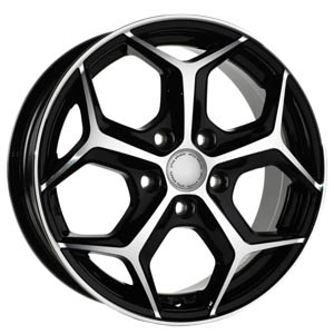 Литой диск Replica H Fo62 7.5x17 5*108 ET 55