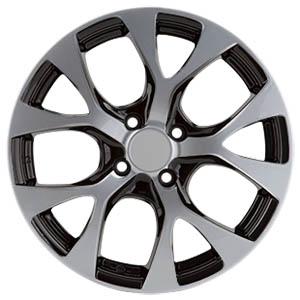 Литой диск Replica H Hy64 6x15 4*100 ET 48