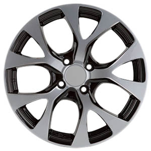 Литой диск Replica H Ki54H 6x16 4*100 ET 52