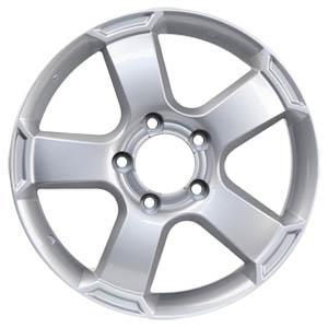 Литой диск Replica H Le5H 8.5x20 5*150 ET 60