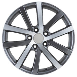 Литой диск Replica H VW12H